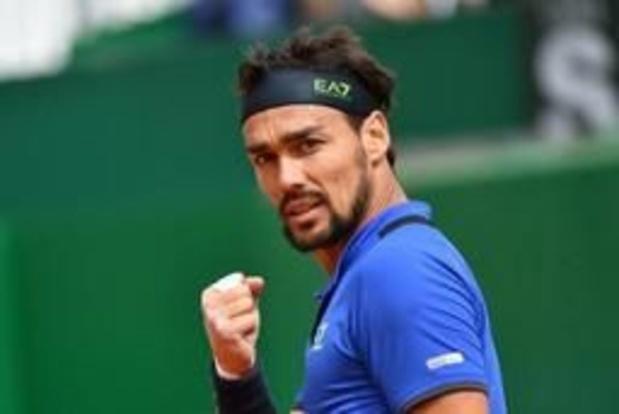 Fabio Fognini verovert negende ATP-titel