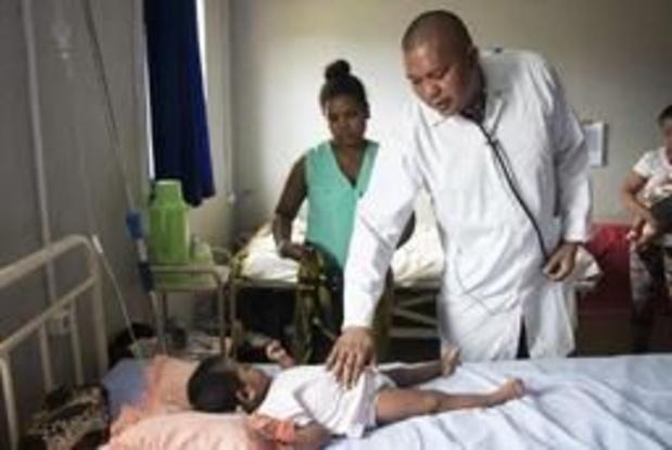 Meer dan duizend doden door mazelenuitbraak in Madagaskar