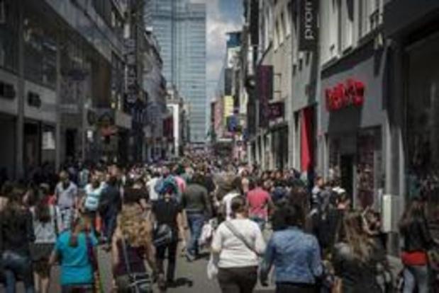 Brusselse jeugdwerkloosheid zakt onder de 20 procent