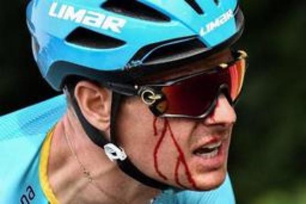 Tour de France - Communiqué médical
