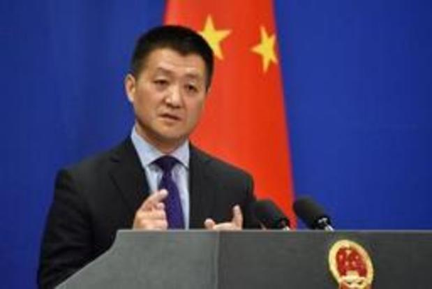 """Pékin dénonce """"les mensonges"""" des Etats-Unis, qui n'ont pas de """"preuves"""""""