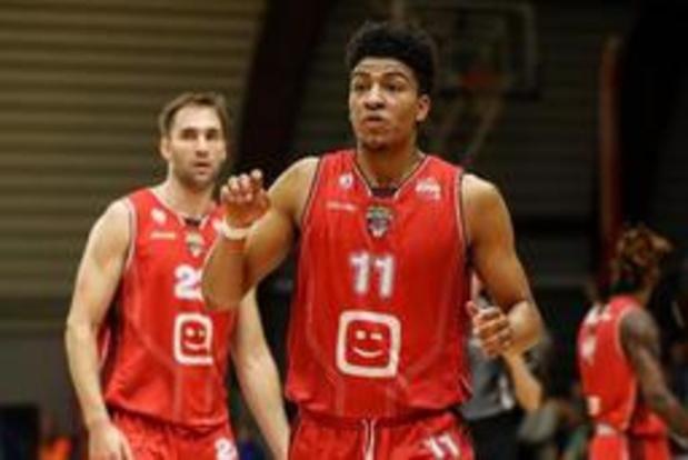 EuroMillions Basket League - Anvers s'impose à Malines et complète le dernier carré