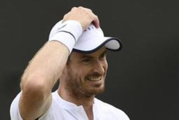ATP Cincinnati - Andy Murray verliest bij rentree