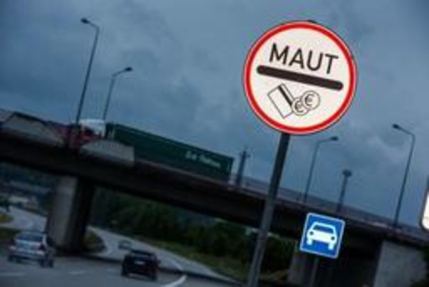 Duitse wegentol is in strijd met EU-wetgeving