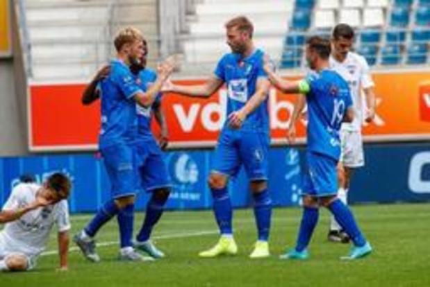 Rijeka of Aberdeen wacht op AA Gent in mogelijke play-offronde