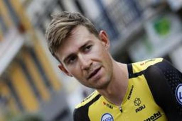 Tour de France - Laurens De Plus is blij met zijn niveau