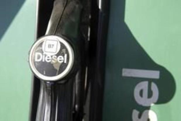 Diesel en lpg worden iets duurder