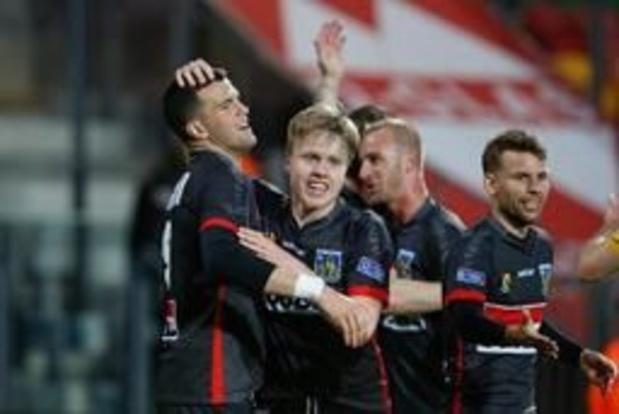 Jupiler Pro League - Westerlo komt naast STVV in spoor van leider Charleroi