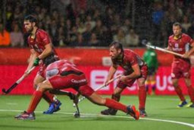 Australiërs verslaan Belgen in finale Hockey Pro League