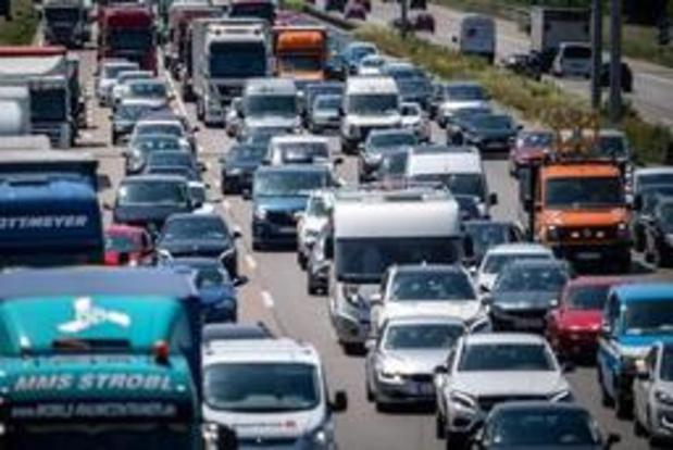 Autobelastingen leveren record van 20 miljard op (PRESS)