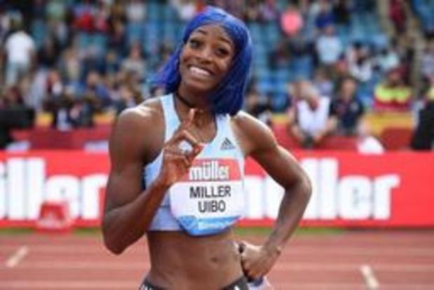Diamond League Birmingham - Miller-Uibo klopt WK-favorieten op 200 meter maar kiest op WK vermoedelijk voor 400 meter