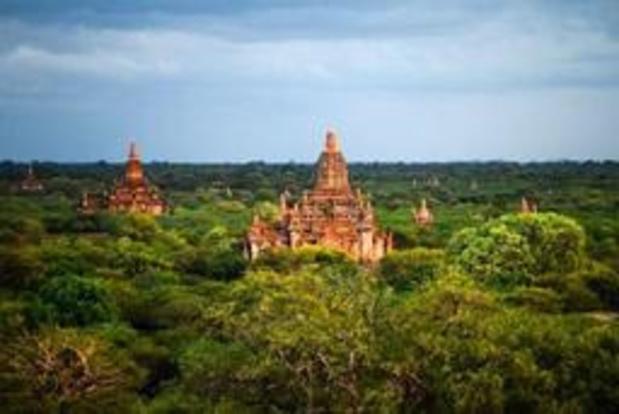 Tempelstad Bagan en tiental andere culturele sites Unesco-werelderfgoed