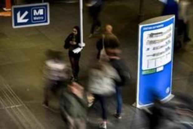 15-jarige opgepakt als vierde verdachte van aanval in Antwerps metrostation