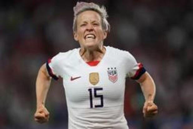 WK vrouwenvoetbal - Verenigde Staten en Nederland strijden om wereldtitel