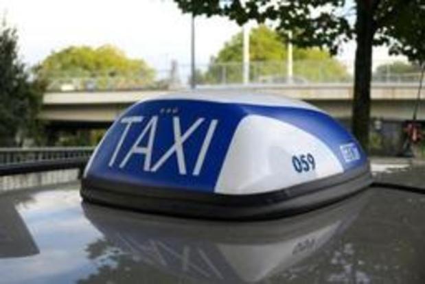 La réforme du secteur des taxis en Flandre deviendra une réalité en janvier prochain