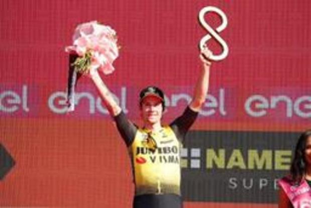 Primoz Roglic veut gagner le Tour d'Espagne