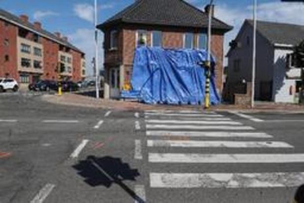 Ongeval Kortessem: lachgaspatronen in auto gevonden