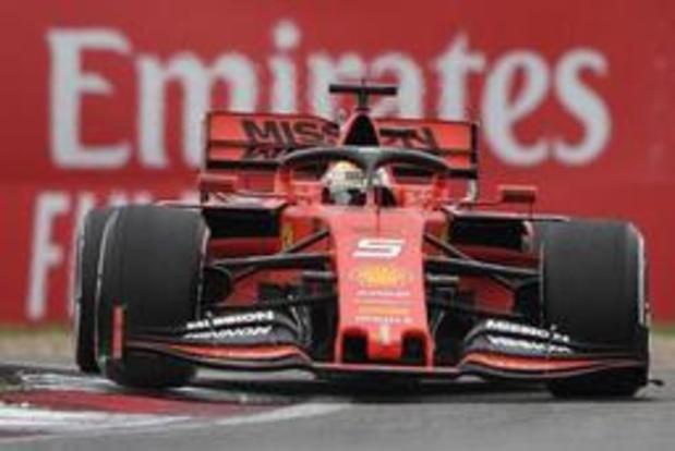 F1 - GP du Canada: 1re pole pour Vettel en 17 courses, devant Hamilton