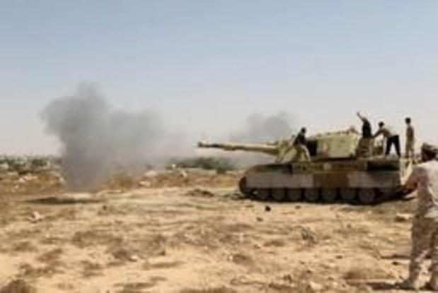 Libische regering wil strategisch belangrijke stad Sirte heroveren