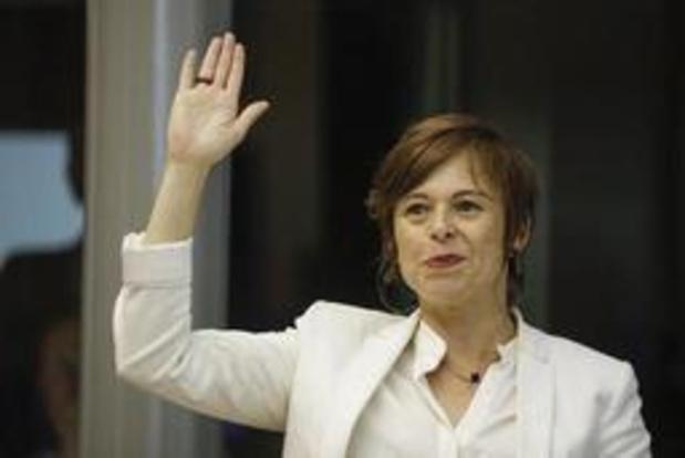 Brusselse parlementsleden leggen de eed af