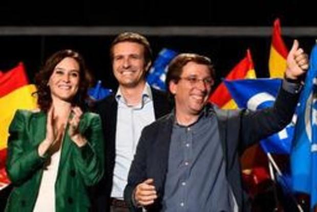 Separatisten winnen bij lokale verkiezingen in Barcelona