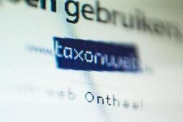 Nog één week de tijd voor belastingaangifte via Tax-on-web