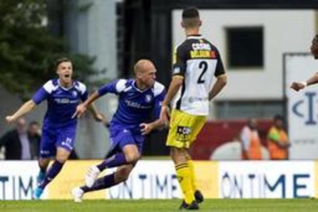 Proximus League - Beerschot klopt medefavoriet Lokeren in openingsmatch