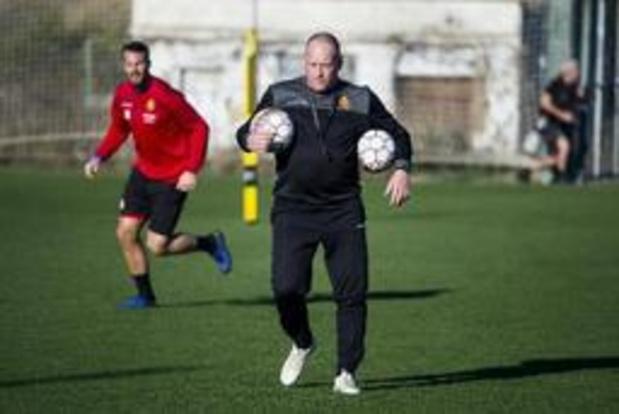 RWDM a trouvé son nouvel entraîneur Fred Vanderbiest