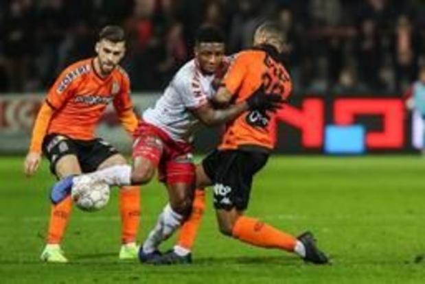 Jupiler Pro League - Kortrijk en Charleroi staan tegenover elkaar in finale play-off 2