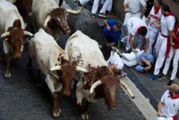Un octogénaire meurt encorné lors d'un lâcher de taureaux en Espagne