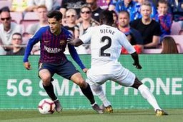 Coutinho prêté par le FC Barcelone au Bayern Munich avec une option d'achat