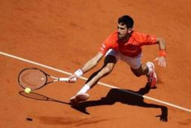 "Roland-Garros - ""Les pires conditions"", qu'a connues Djokovic"