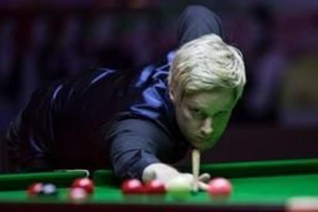 WK snooker - Neil Robertson vlot voorbij Shaun Murphy naar kwartfinales