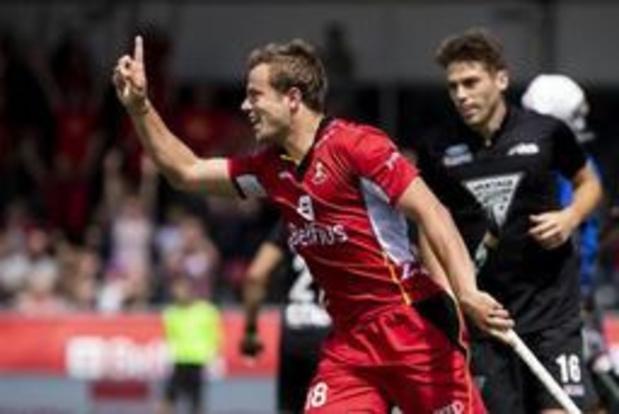 Red Lions kloppen Nieuw-Zeeland ruim en plaatsen zich voor Final Four