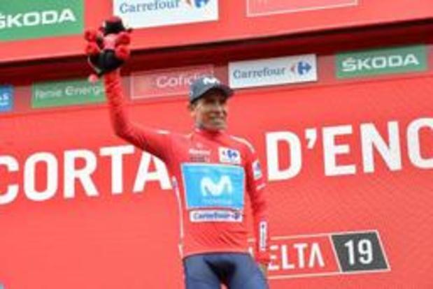 Nairo Quintana confirme son départ de Movistar et veut faire souffrir Roglic sur la Vuelta