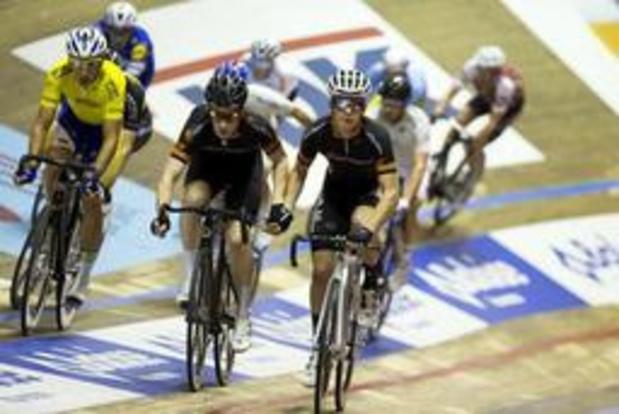 EK baanwielrennen voor junioren en beloften - Jules Hesters pakt titel in afvallingsrace, Shari Bossuyt moet vrede nemen met brons
