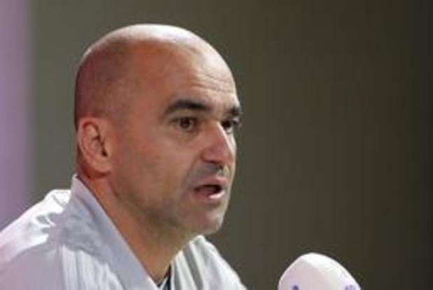 Roberto Martinez over interesse van Barcelona: 'Ik wil mijn job bij de Duivels afmaken'