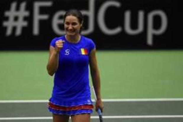 La Roumaine Niculescu sera l'adversaire de Mertens au 2e tour de Wimbledon