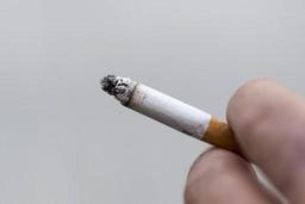 Studie: in tabakloze wereld zou Belg twee jaar langer leven