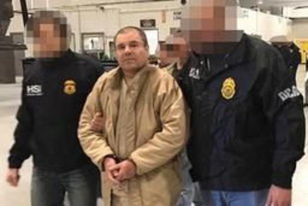 Openbare aanklagers vragen levenslang plus 30 jaar voor El Chapo