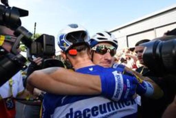 Prudential RideLondon-Surrey Classic - Elia Viviani s'impose et apporte un nouveau succès à l'équipe Deceuninck-Quick Step