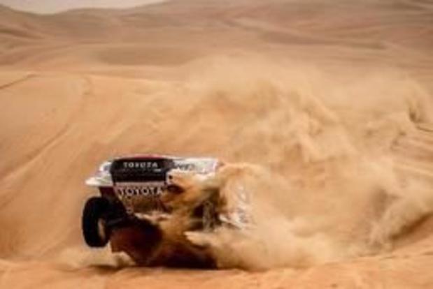 FIA World Cup Cross Country - Tom Colsoul op terugweg naar België na horrorcrash in Abu Dhabi