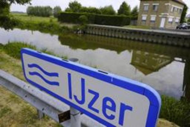 Droogtecommissie kondigt oppompverbod af in IJzerbekken