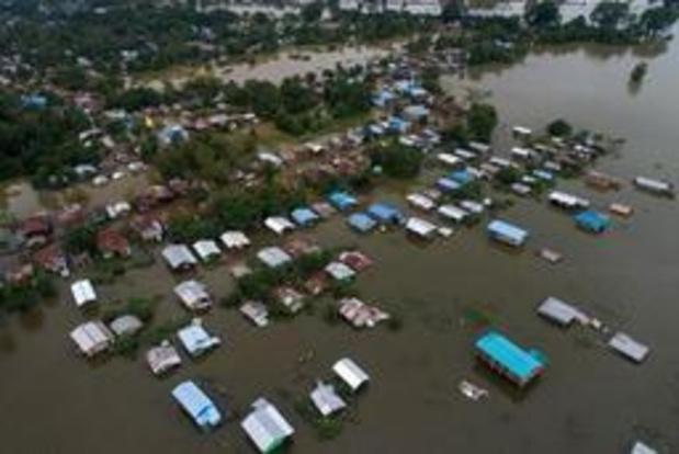 13 doden en tientallen gewonden bij aardverschuiving in Myanmar