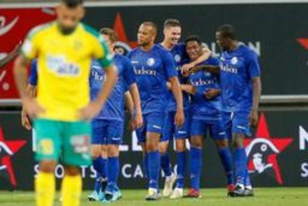 Europa League - AA Gent speelt in play-offronde tegen Rijeka om plek in poules