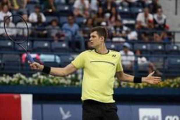 ATP Winston-Salem - Hurkacz schenkt Polen eerste toernooiwinst sinds 1982