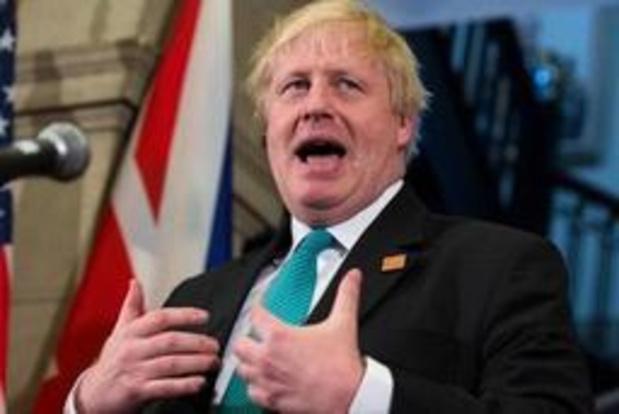 """Boris Johnson zou een """"excellente"""" premier zijn"""