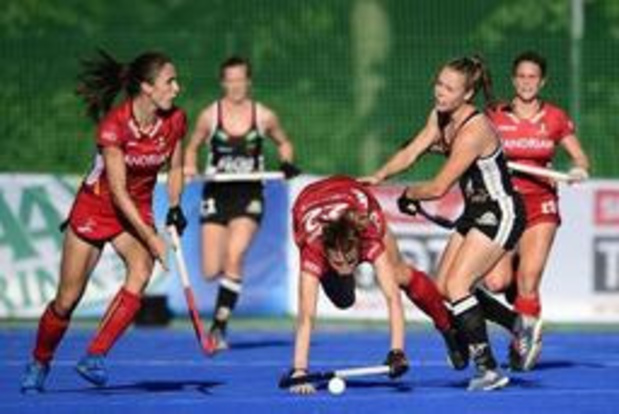 Les Red Panthers, battues 0-3 à Anvers, écartées des demi-finales