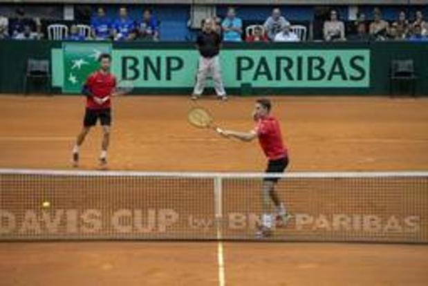 Sander Gille en Joran Vliegen grijpen naast 3e toernooiwinst op rij