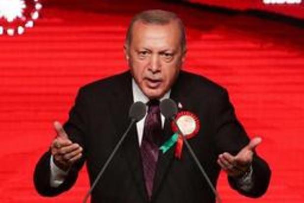 Le président turc Erdogan menace l'Europe d'un nouvel afflux de migrants